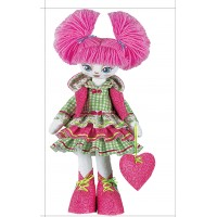 Sewing dolls-Cutie Girl
