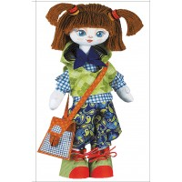 Sewing dolls-Excellent Student