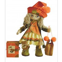 Sewing dolls-Autumn