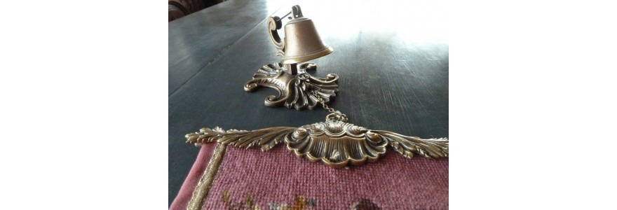 -Rifiniture Metalliche (Brass Hardware)