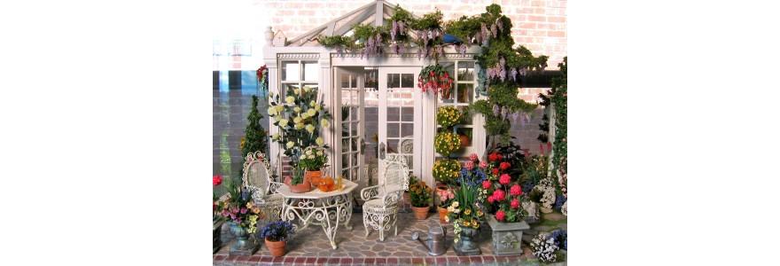 Garden Building ( Costruzione da giardino )
