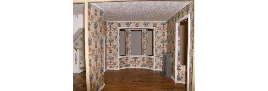 Wallpapering & Flooring ( Carta da Parati & Pavimentazione)