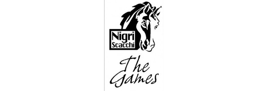 NIGRI SCACCHI-THE GAMES